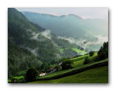 Oldrobel's Fotoreise: The Tiers Valley after the rain