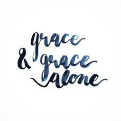 WE are saved by 1 Grace alone,through 2 Faith Alone,in 3 Christ Alone,through 4 Scripture alone, To the 5 Glory of God alone.