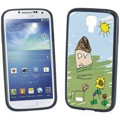 Devicewear Samsung Galaxy S 4 Sketchy Case (black)