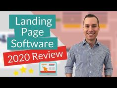 How to choose the best landing page software to use? Discover the criteria you need to consider and features to look for when choosing landing page software. Digital Marketing Trends, Marketing Software, Marketing Tools, Content Marketing, Best Landing Pages, Landing Page Builder, Google Analytics, Lead Generation, Online Business