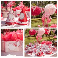 party+ideas | Hello Kitty Party Ideas {Parties I've Styled}