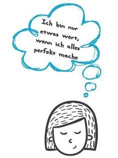Negative Gefühle Wert