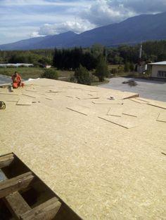 Ремонт на покриви: Обект Калотина Граничен Испекционен пункт Златарево
