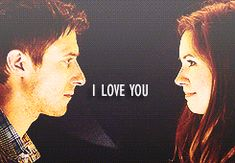 The Ponds. Love these two so much.
