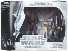 Original Trilogy Exclusive Commemorative Trilogy DVD Collection (ESB) C-7/8