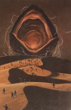 Sandworm of Dune