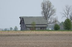 Old barn in Tipton Co. Indiana 2012