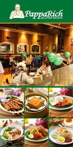 Paparich Restaurant on Gouger Street, Adelaide, South Australia. #malaysiakitchen #malaysianfood