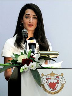 All About Amal: 7 Fast Facts About George Clooney's Bride   SHE'S A LAWYER AND AN ACTIVIST   Alamuddin is an accomplished barrister who specializes in international law, human rights, extradition and criminal law for the Doughty Street Chambers firm in London. In 2011 she began to represent WikiLeaks founder Julian Assange in his fight against extradition by Sweden. She also has been appointed to numerous UN commissions and is an advisor to former United Nations Secretary-General Kofi Annan…