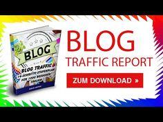 Mehr Besucher und Traffic für deinen Blog (kostenloser Report)