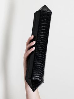 Weiss - Watersnake clutch £980