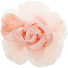 Warehouse Medium Flower Clip ❤ liked on Polyvore