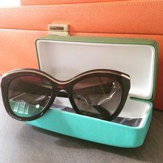 Host PickKate spade sunglasses Host Pick 10/9 Everyday EssentialsDetails: - Gender: Women's - Frame Material: Acetate - Size: 54-20-135mm (eye-bridge-temple) - 100% UV protection - Case Included kate spade Accessories Sunglasses
