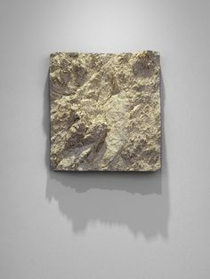 Boyle Family Elemental Study I, Lazio Site (Limestone) 2013 Mixed media, resin, fibreglass