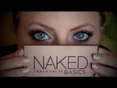 NAKED Basics Eyeshadow Tutorial