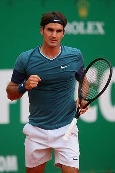 Just Roger Federer