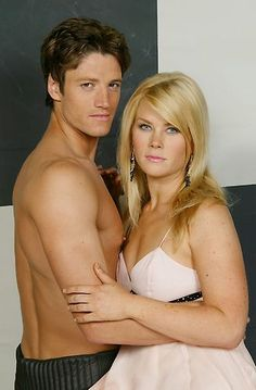 EJ Dimera & Sami Brady - Days of our Lives Soap Opera Stars, Soap Stars, A Day In Life, Our Life, Alison Sweeney, James Scott, Look Here, Best Soap, Movie Couples