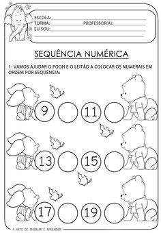Искусство преподавания и обучения: Деятельность числовая последовательность                                                                                                                                                                                 Mais