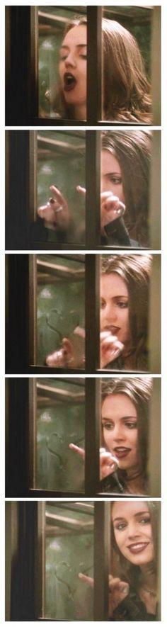 Buffy The Vampire Slayer season 3 Faith