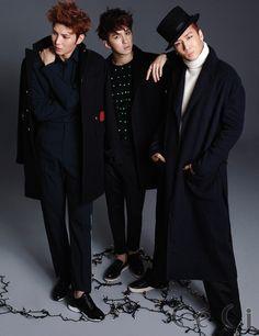 VIXX Sneakers Jinny Kim j contentree M&B magazine