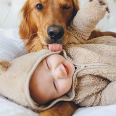 Your Heart WILL Melt When You See These Animal And Baby Pictures - Prepare To Have Your Heart Melt With These Animal And Baby Pictures - Photos