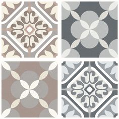 See the many creative possibilities of Atelier collection!! Find it out on our website.  #gayafores #ceramics #tiles #hydraulic #mosaic #flooring #floortiles #interiordesign