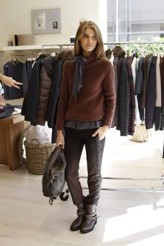 Brunello Cucinelli Fall 2013.