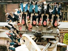 Nemesis - Alton Towers, Stoke-On-Trent, England : World's Coolest Roller Coasters : TravelChannel.com