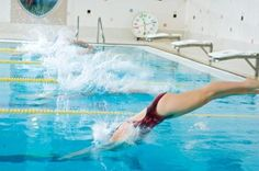 Diet for Competitive Swimming