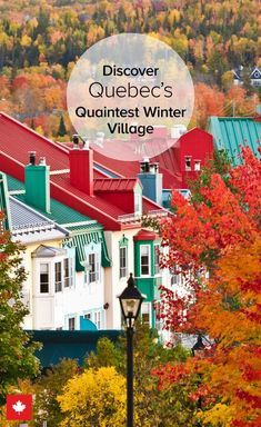 Find a true winter wonderland only two hours from Montreal.