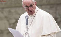 Papa Francisco fala em 'vergonha' da humanidade na procissão da Via-Crúcis