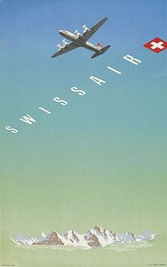 See 333 prices and auction results for Auktion 65 - Plakate / Posters on Sat, Sep 2008 by Joerg Weigelt Auktionen in de La Provence France, Dazzle Camouflage, Aviation Theme, Graphisches Design, Retro Design, Swiss Air, Online Galerie, Tourism Poster, Retro Poster