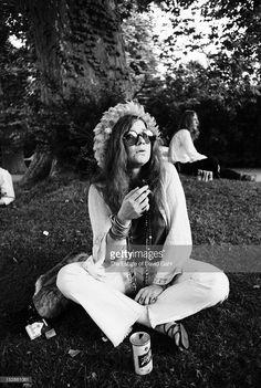 Janis Joplin At Newport : Foto di attualità