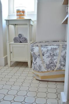 1000 images about grey and yellow bathroom on pinterest for Yellow and grey bathroom sets
