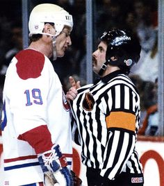 Larry Robinson. You can do it, Montreal!