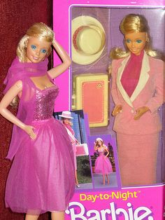 Day To Night Barbie 1984 | Flickr - Photo Sharing!