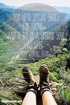 Hiking Quote of the Week