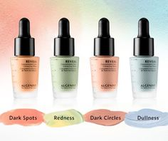 Algenist - Reveal Concentrated Color Correcting Drops | 11 Color Correcting Makeup Products that Work Like Magic, check it out at http://makeuptutorials.com/color-correcting-makeup-products/