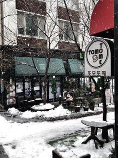Bundang Jeongja-dong Café Street (분당정자동 카페거리, Gyeonggi-do Seongnam-si