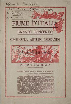 Maestro Arturo Toscanini - Gabriele D'Annunzio #storia #personaggi #musica #esempi