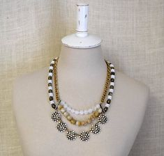 Plunder Design offers chic, stylish jewelry for the everyday woman. Low Stock, Plunder Design, Stylish Jewelry, Beaded Necklace, Chic, Women, Fashion, Beaded Collar, Shabby Chic