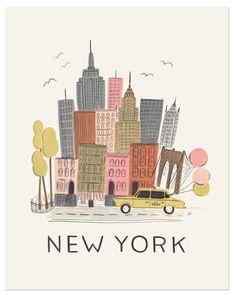 New York City ~ I love this city!