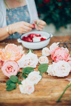 Essbare Blumen und Blüten für Torten und Kuchen   Silvia Fischer   Pastry Chef, Austria