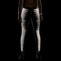 Nike Flash Women's Glow in the Dark Running Tights $150