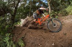 Orange Bikes Made in UK