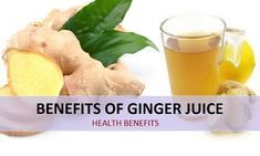 Health Benefits of Ginger juice, ginger and honey, Ginger has anti inflammatory and anti cancer properties which gives it medicinal health benefits also.