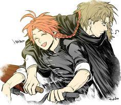 Abuto and Kamui