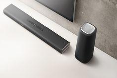 Philips Zenit cinema speakers CSS5530B   출처: Philips Communications
