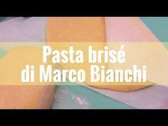 Pasta brisè all'olio d'oliva di Marco Bianchi | Video | Ricetta