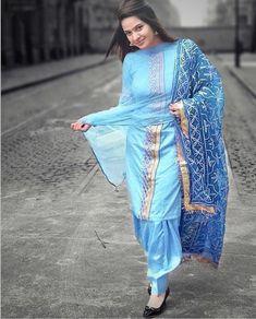 – Girl Next Door Fashion Designer Punjabi Suits, Indian Designer Wear, Punjabi Fashion, Indian Fashion, Indian Suits, Indian Wear, Ethnic Outfits, Fashion Outfits, Women's Fashion
